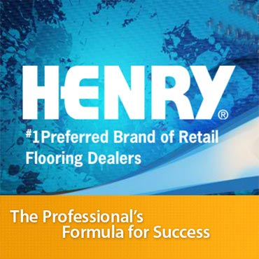 Henry® Adhesives | Port Angeles, WA